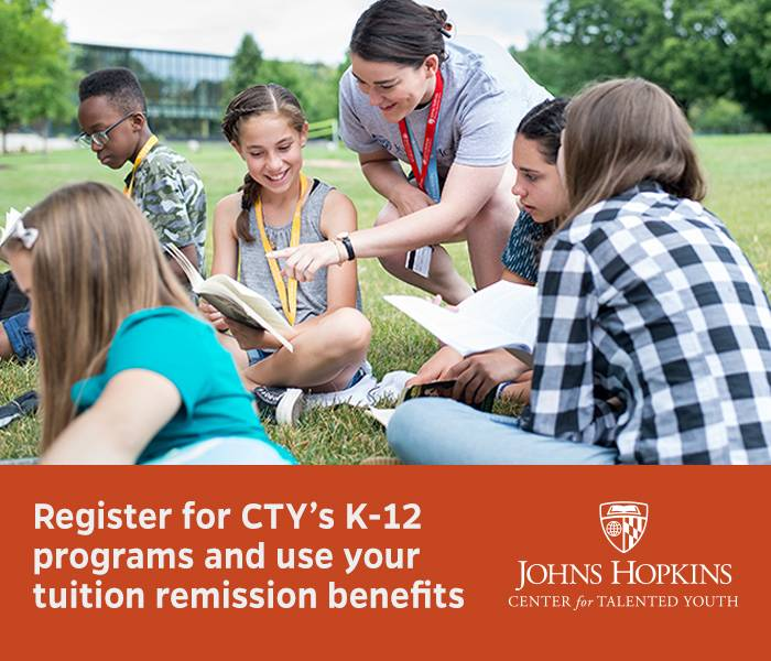 Use your Tuition Remission Benefit