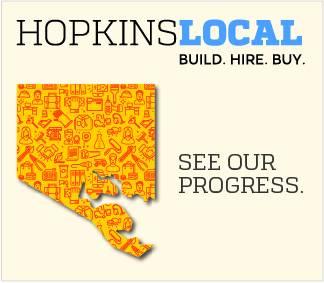 Hopkins Local Progress Report
