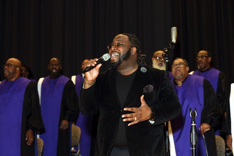 Unified Voices gospel choir