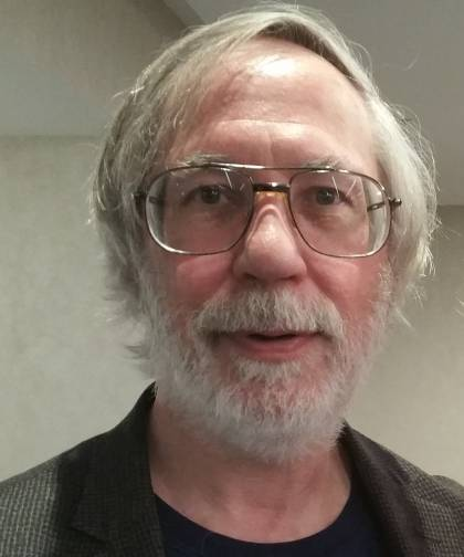 Photo of Mark Shelhamer