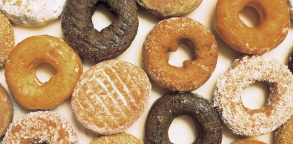 An assortment of donuts