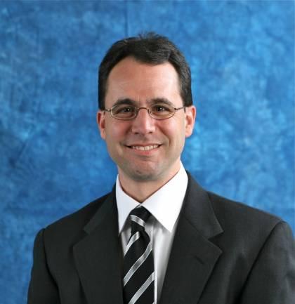 Aviel Rubin Headshot