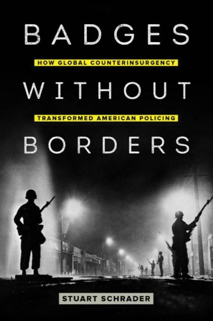 Badges Without Borders book cover