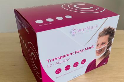 ClearMask box