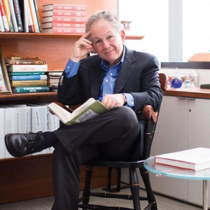 jeffrey garten is a financier academic and author and