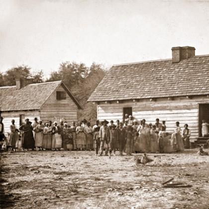 Southern slaves
