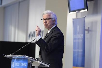 Former Maryland Gov. Parris Glendening