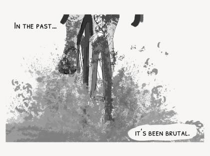 Art from Kate Wagner's Derailleur Substack