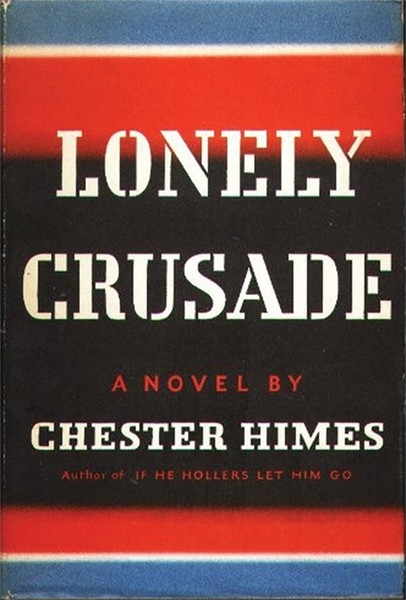 Cover image of the book Lonely Crusade
