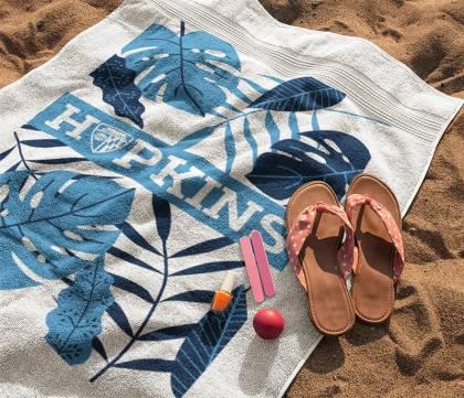 ONEHopkins beach towel