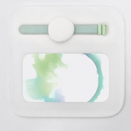 Google armband and digital display