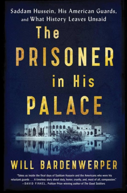 Cover image for The Prisoner in his palace