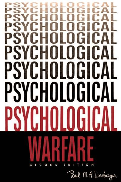 Cover image of Psychological Warfare