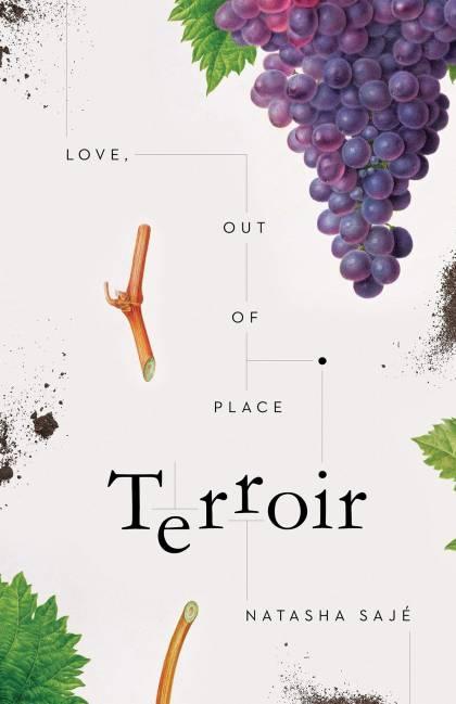 Book cover for 'Terroir'