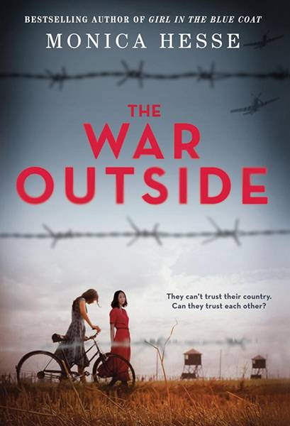 The War Outside book cover