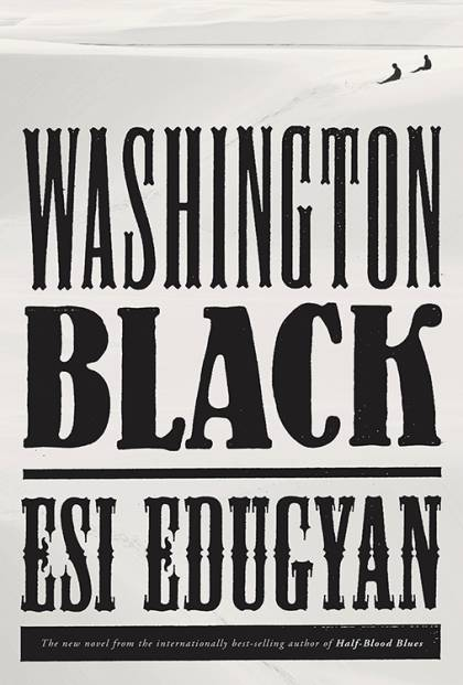 Book cover for Washington Black