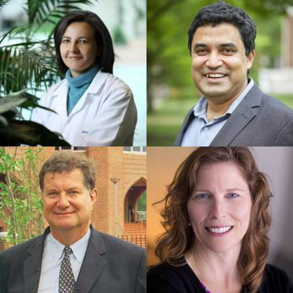 Composite image of AAAS Fellows