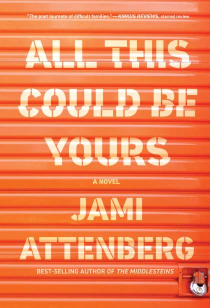 'All This Could Be Yours' book cover