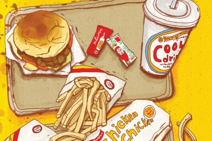 fast food impact on environment