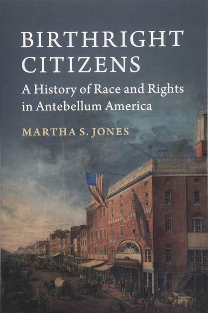Birthright Citizens cover image