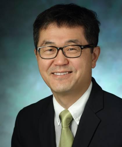 Headshot of author Daeyeol Lee