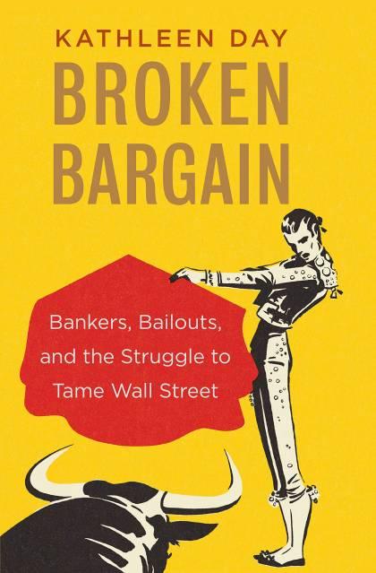 Book cover for 'Broken Bargain'