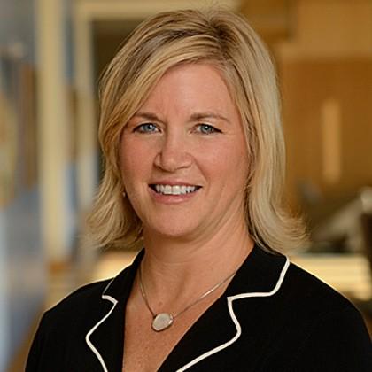 Portrait of Pamela Williams, assistant dean of Executive Education at Carey