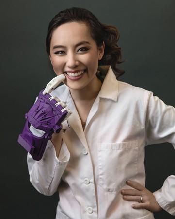 Meet Carol Reiley A Johns Hopkins Robotics Scientist Who S Written