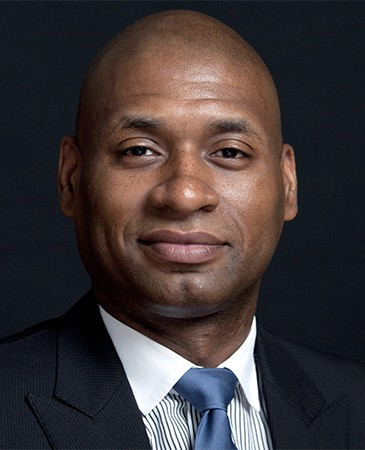 Charles Blow portrait