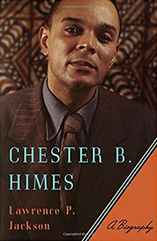 Cover image of Chester B. Himes: A Biography