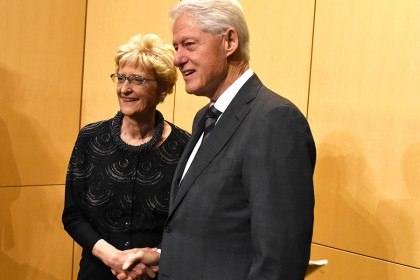 Former President Bill Clinton Is Visiting The First Coast Tuesday