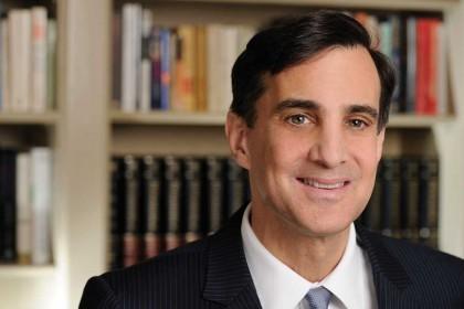 JHU President Ronald J. Daniels