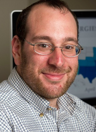 Johns Hopkins computer scientist Mark Dredze