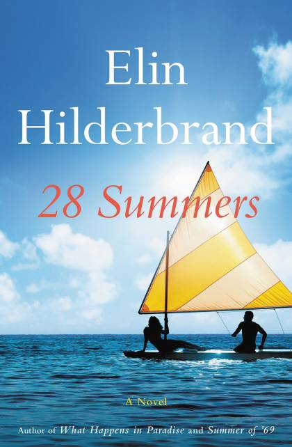 Book cover for 28 Summers