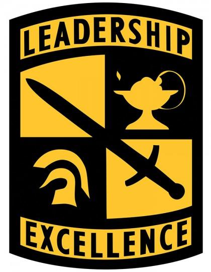 ROTC shield