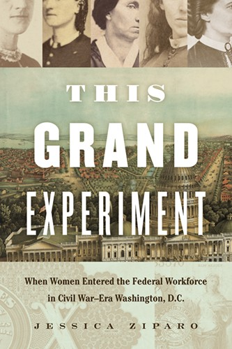 book cover of 'The Grand Experiment'