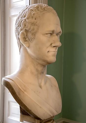 Bust of Alexander Hamilton