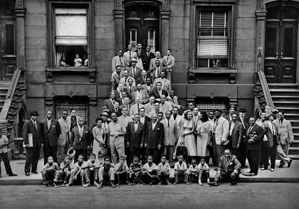 A Great Day in Harlem photo