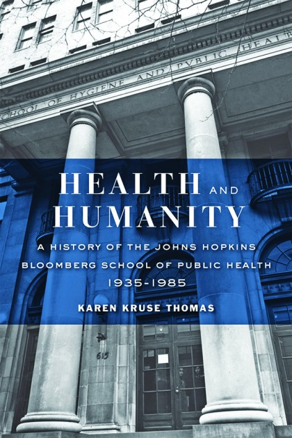 Book cover for Health and Humanity