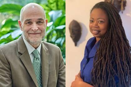 Peter G. Johnson and Pandora Hardtman