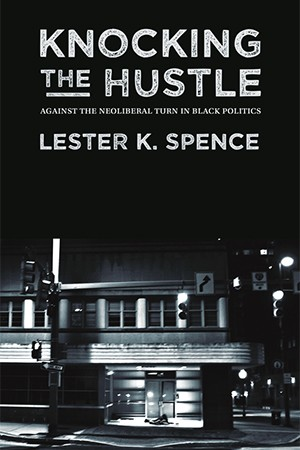 Book cover of Knocking the Hustle