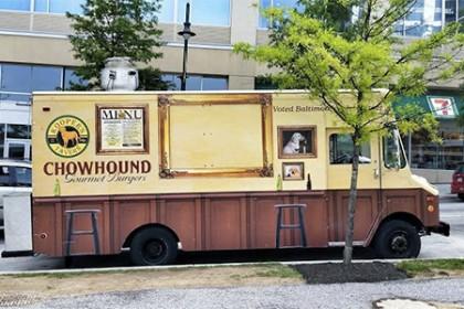 Jhu Food Trucks