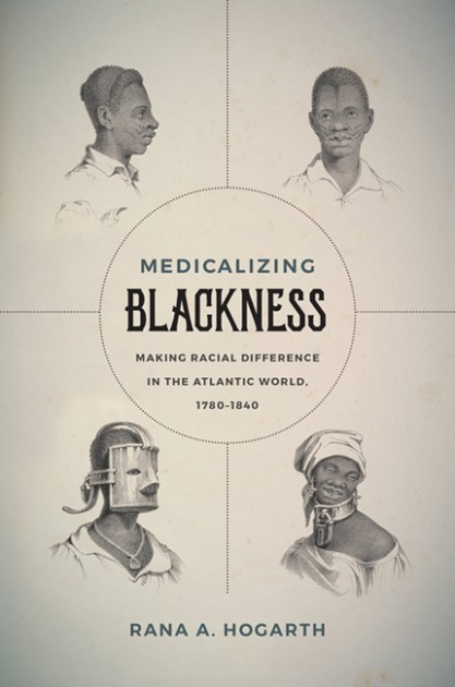 Medicalizing Blackness cover