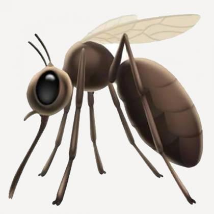 Mosquito emoji