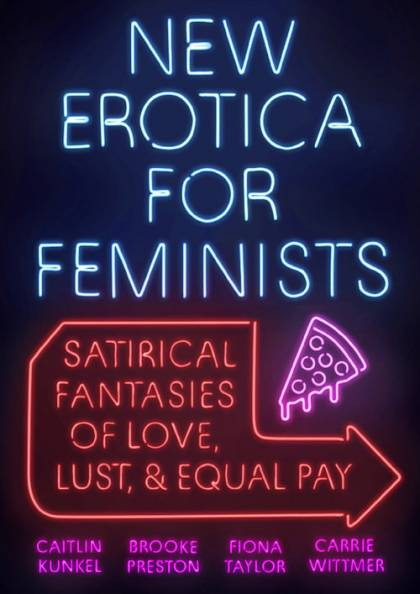 New Erotica for Feminists book cover
