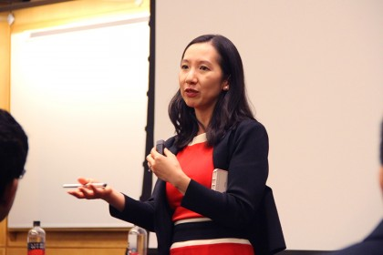 Baltimore City Health Commissioner Leana Wen
