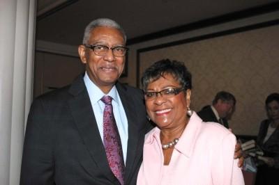 Otis and Edwina Moss