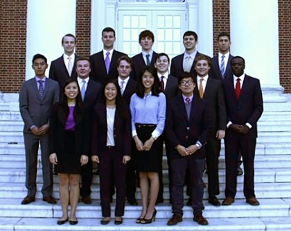 Johns Hopkins undergraduates hone stock-picking skills on investment