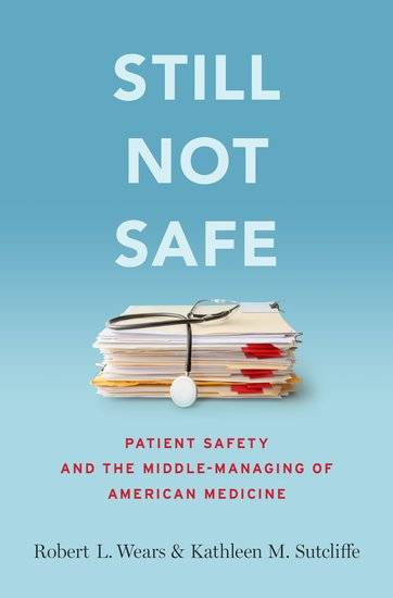 'Still Not Safe' book cover