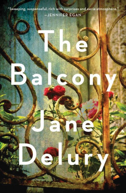Cover image for The Balcony